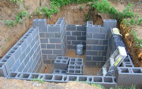 Costruire Muro Blocchi Cemento costruire muro blocchi cemento