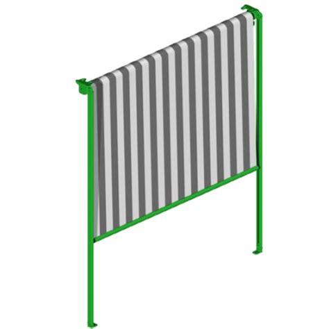 Tende Da Sole Con Guide Laterali by Tende A Rullo Per Esterni Con Guide Laterali