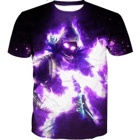 fortnite  shirts battle royale raven skin shirts