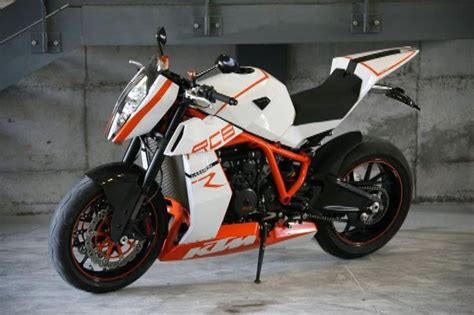 Ktm Rc8 Streetfighter Rc8r Streetfighter Conversion Pics Ktm Forums Ktm