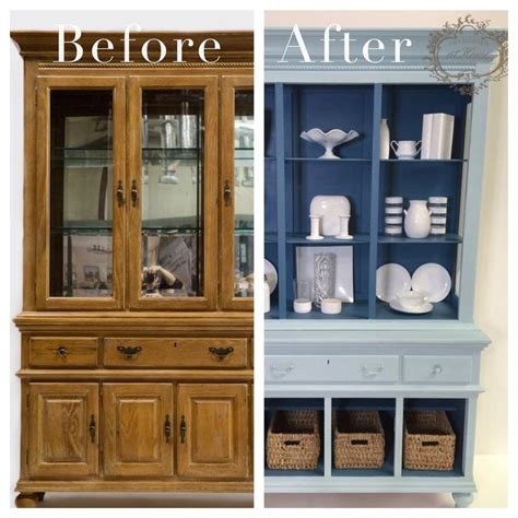 china cabinet makeover ideas check out this gorgeous china cabinet upcycled by