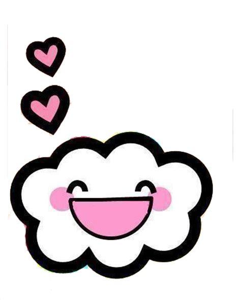 imagenes de iconos kawaii tu mundo png nubes png