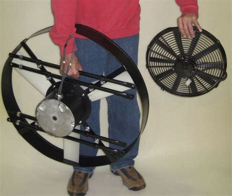 5000 cfm electric radiator fan 12 24 volt the road truck tractor electric
