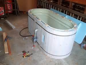 galvanized stock tank bathtub pin by matt eaton on create pinterest