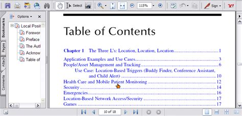 Create Table Of Contents In Word 2013 by How To Create A Pdf With Clickable Links To