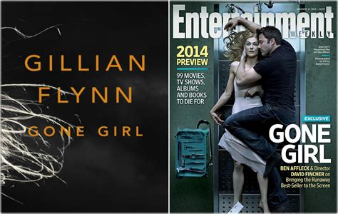 themes in gone girl movie movies based on books coming out in 2014