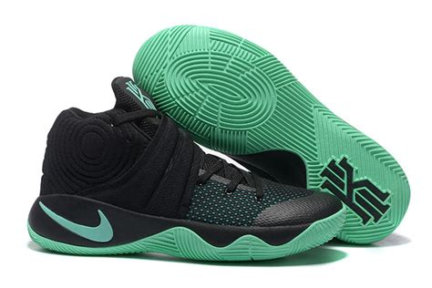 kyrie irving basketball shoes cheap nike kyrie irving 2 basketball shoes green black