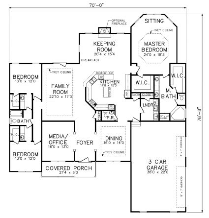 the godfrey house plan southland custom homes on your lot home builders ga