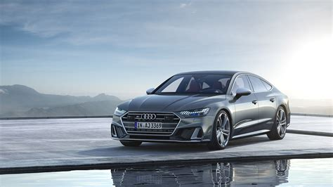 2020 audi s7 2020 audi s7 sportback wallpapers hd images wsupercars