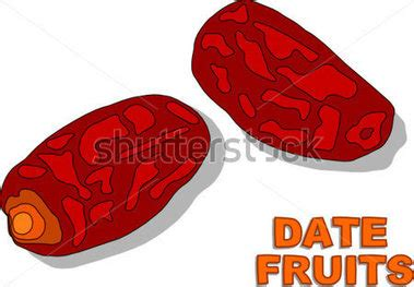 date clipart date fruits illustration stock vector clipart me