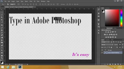 tutorial adobe photoshop cc 2015 adobe photoshop cc 2015 tutorial youtube