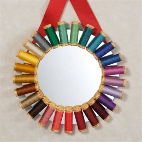 mirror craft projects creative diy mirror frames ideas crafts