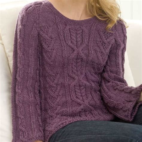 free patterns aran knitting new aran sweater free knitting pattern knitting bee