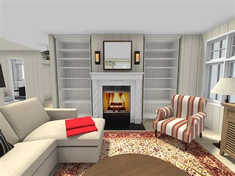 feature wall ideas living room with fireplace living room ideas roomsketcher