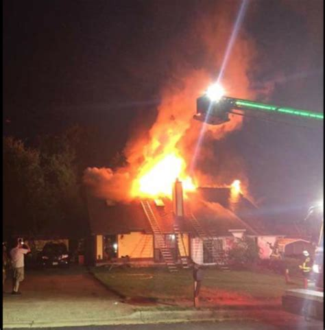 Manassas Court Search Firefighters Battle Two Alarm Blaze In Town Manassas Headlines