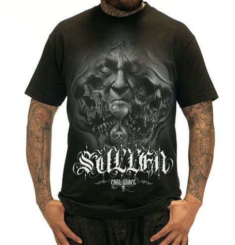 soul assassins tattoo cortez sullen carl grace mens skull tattoo design tshirt