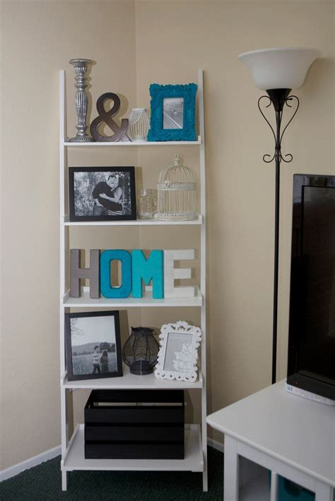 top 25 best ladder shelf decor ideas on
