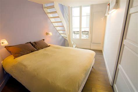 Garage With Loft Am 233 Nagement Appartement Sous Combles Baign 233 De Lumi 232 Re Paris