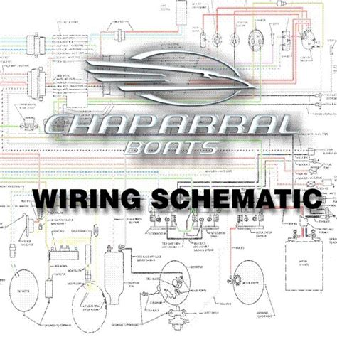 2006 chaparral wiring diagram wiring diagram with