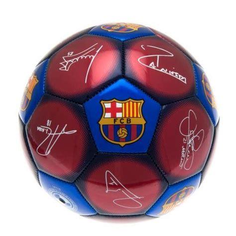 Barcelona Signature 5 fc barcelona futbalov 225 lopta quot signature quot ve箴 5 jeden