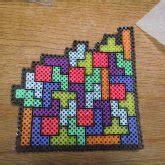 tetris pattern generator tetris love by soggy enderman kandi photos on kandi patterns
