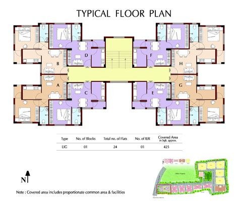 Flat Plan merlin trinoyoni kolkata discuss rate review comment