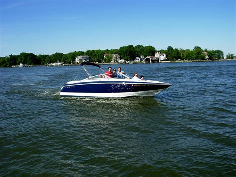 M 513 Hp Duozip Navy 2005 cobalt 240 powerboat for sale in maryland