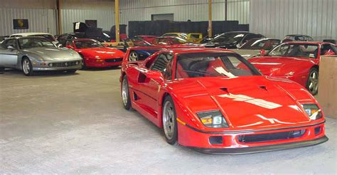 exotic classic car storage houston texas vehicle storage