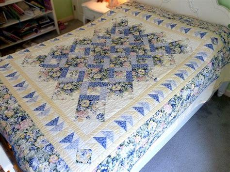 quilt pattern garden twist garden twist quilt hand pieced machine quilted full