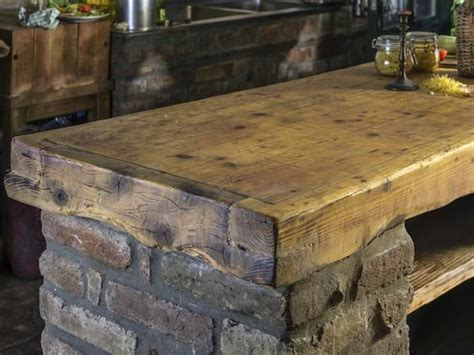 rustic kitchen kitchen classy kitchen island unit natural elements like reclaimed brick and lumber can bring