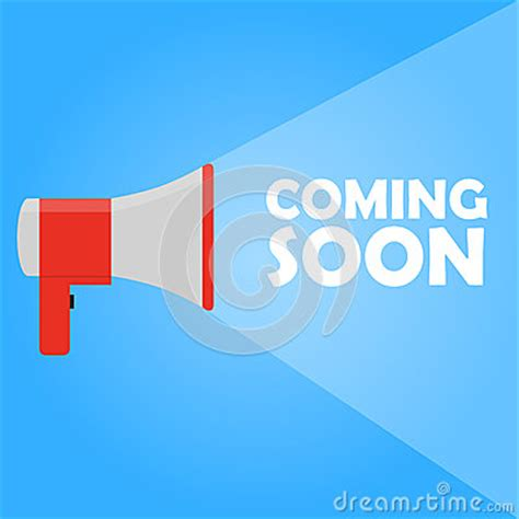 Coming Soon Banner Stock Illustration Image 59470688 Coming Soon Banner Template