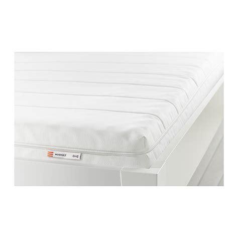 matratze 80x200 ikea moshult foam mattress 80x200 cm ikea