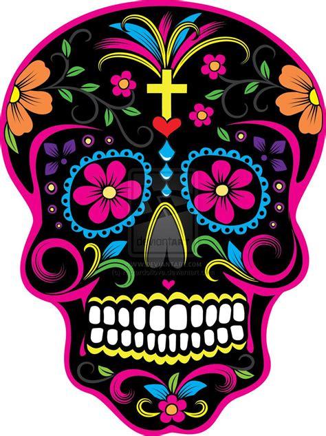 dia de los muertos skulls na 239 ve diade los muertos skulls http hazardoflove deviantart com