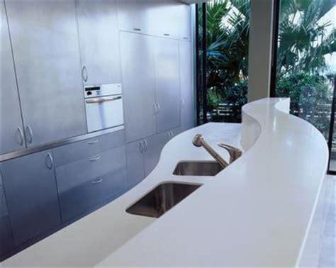Moulded Kitchen Sinks And Worktops Should You Buy Corian Worktops
