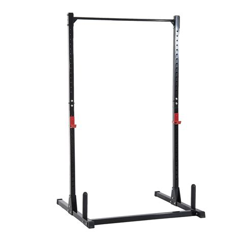 strength power rack squat bench lifting pull up weight stand deadlift curl new work