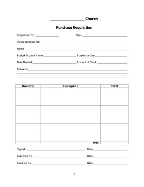 policy approval form template policy and procedure manual church sle