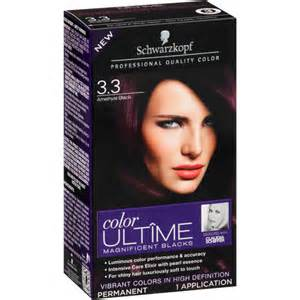 walmart hair colors schwarzkopf color ultime magnificent hair coloring
