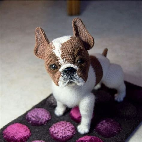 crochet pattern english bulldog 3831 best images about amigurumi on pinterest free
