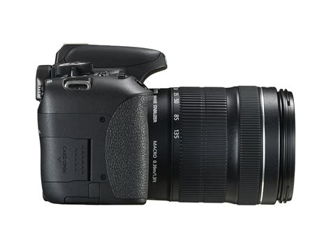 canon 750d canon eos 750d kit with 18 135mm is stm digital slr