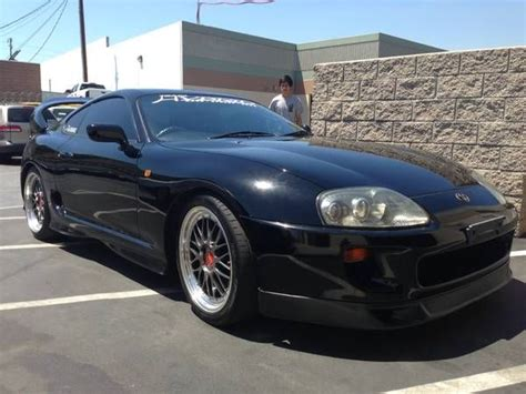 Toyota Supra For Sale In Los Angeles 1993 Toyota Supra Jdm Rhd For Sale Los Angeles California