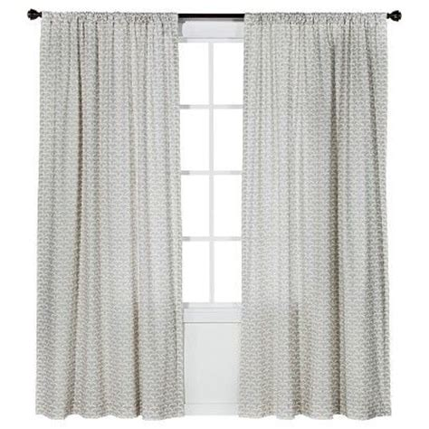 95 inch curtains target these are our curtains nate berkus origami print window