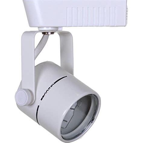 low voltage track lighting direct lighting 50010 white mr16 cylinder low voltage