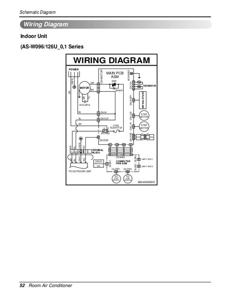 lg inverter air conditioner wiring diagram lg wiring