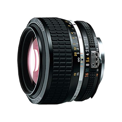 Nikon F1 2 henrys nikon ais nikkor 50mm f1 2 lens mf