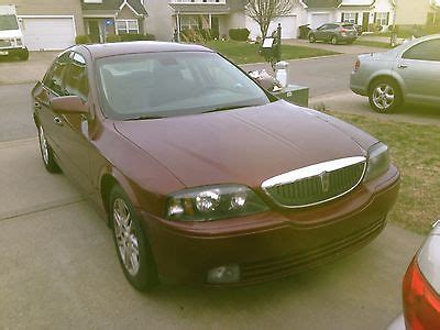wine ls for sale 2004 lincoln ls cars for sale