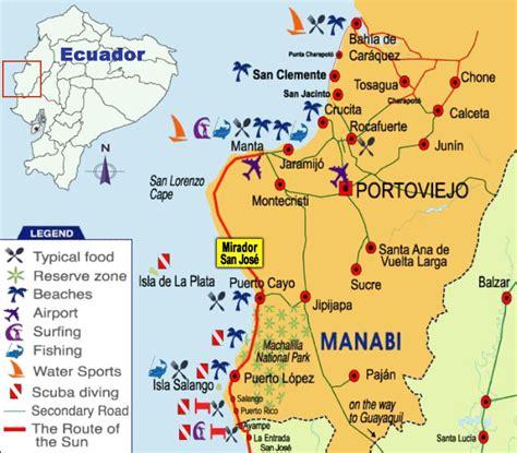 mirador san jose ecuador map our location mirador san jose ecuador