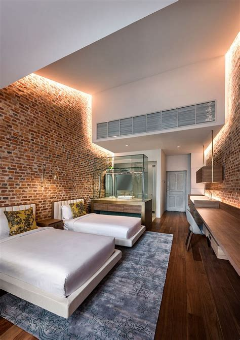 modern hotel bedroom loke thye kee residences recapturing historic penang with