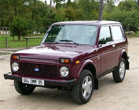 Occasion Particuliers Caradisiac 3717 by Voiture Lada 4x4 Diesel