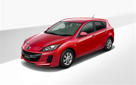 you mazda japan gets new mazda3 mazda axela you get the pictures