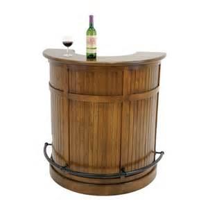 meuble bar ancien demi lune h 233 v 233 a tradition pier import